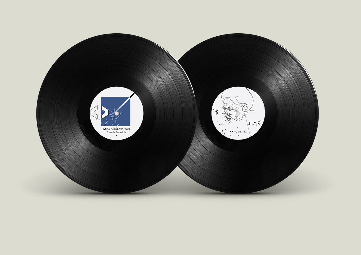sideA B vinyl